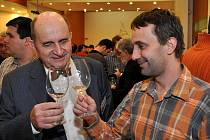 Světový duel vín v Hustopečích.