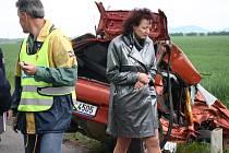 Tragická nehoda u Pohořelic