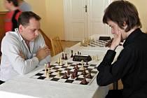 V Dělnickém domě v Břeclavi si dali dostaveníčko amatérští šachisté z celého okresu.