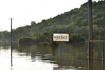 Se zničujícími následky povodní, které zasáhly velkou část Čech, pomáhali několik dnů také záchranáři z Břeclavi a okolí.