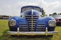 Pasohlávky 13.6.2019 - sraz amerických aut v kempu Merkur