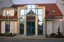 Dům Dr. Karla Rennera v Dolních Dunajovicích.
