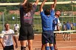 Další ročník tradičního volejbalového turnaje ovládl nejčastější vítěz – Tatran Poštorná.