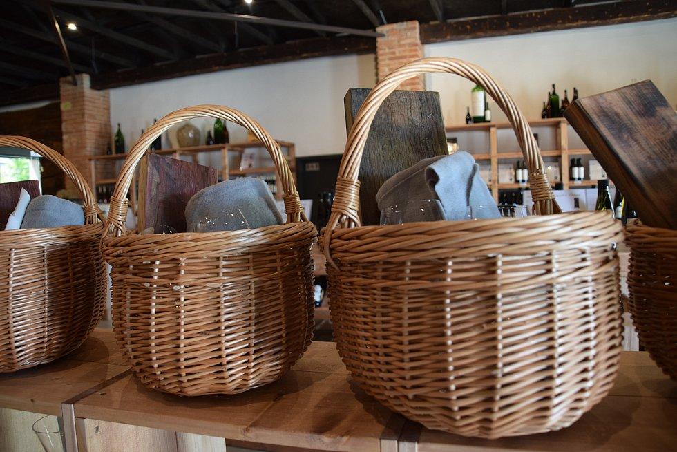 S novinkami pro celou rodinu zahajují letošní turistickou sezonu v lednickém vinařství Annovino.