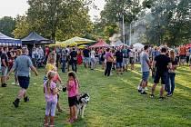 Návštěvníci si v sobotu užili devátý břeclavský festival minipivovarů.