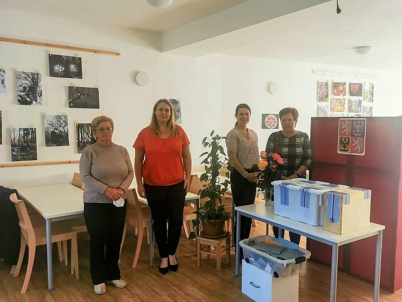 Volby do Poslanecké sněmovny v Kašnici.
