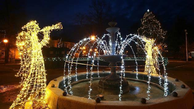 Vánoční atmosféra se vrací i do Břeclavi. Ilustrační foto