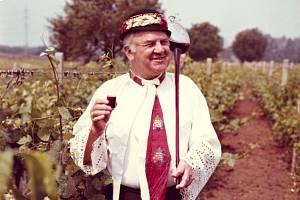 Josef Severin je folklorní legendou nejen na Podluží.