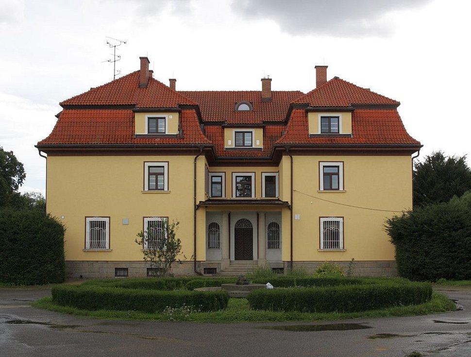 Odborné učiliště Cvrčovice