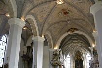 Kostel svatého Václava v Mikulově.