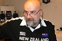 Milan Vojta byl před čtyřiceti lety jedním z prvních členů břeclavského ragbyového týmu.