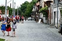 Nová hustopečská ulice se jmenuje Vinařská.