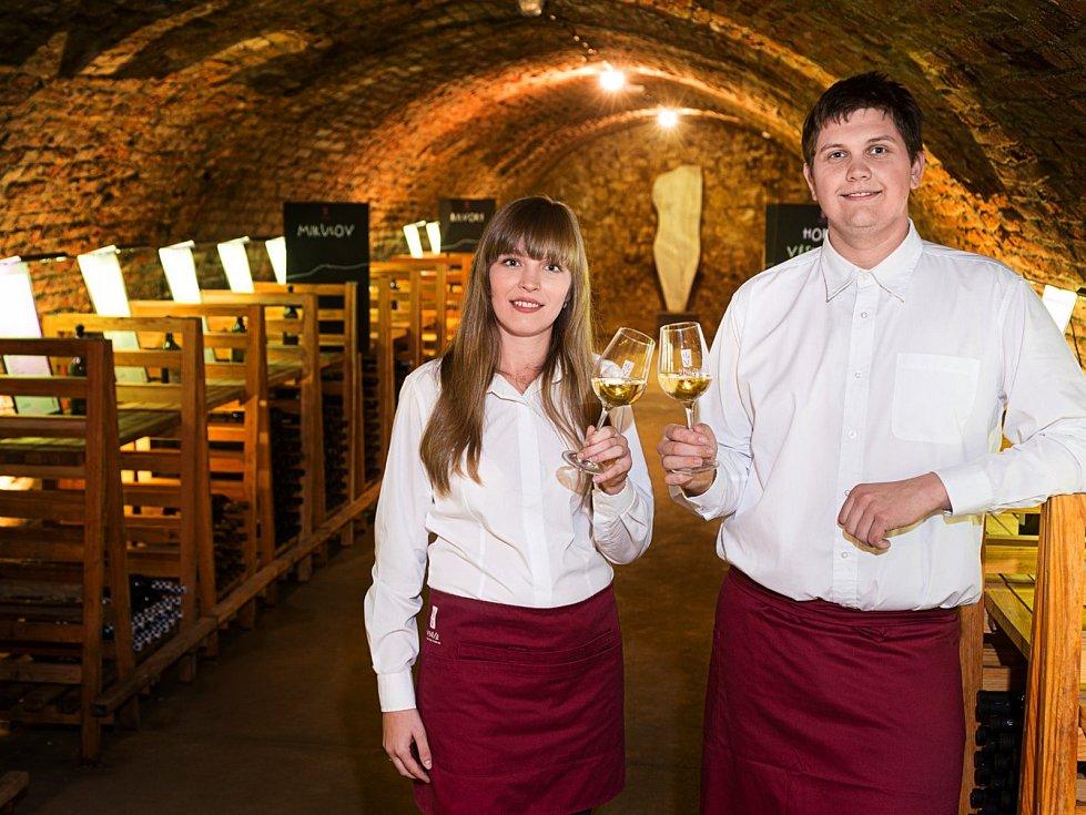 Pálavská galerie vín v Pavlově se těší čím dál většímu zájmu.
