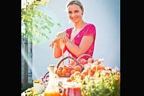 Kristýna Volhejnová je jednou z organizátorek farmářských trhů, které začínají 30. dubna ve Velkých Pavlovicích.