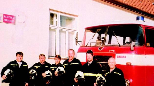Podivínští dobrovolní hasiči