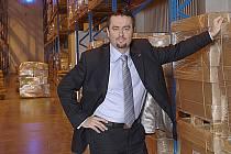 Obchodní a marketingový ředitel společnosti DACHSER Czech Republic Jan Polter.