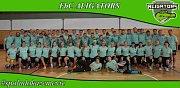 Klub Aligators je největším florbalovým a dost možná i sportovním klubem v břeclavském regionu. V současnosti má více než pět set členů a devět týmů, což je nejvíc v republice.