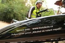 Na Břeclavsko přijeli s peticí