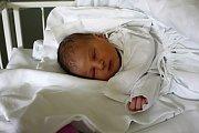 Karolína Malinkovičová - 14. listopadu, 6.53, 3160 gramů, 52 centimetrů, Břeclav