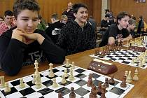Dům školství v Břeclavi obsadili nejlepší mladí šachisté jižní Moravy.
