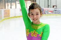 Gábina Gulíšková si připsala na své konto další zlatou medaili.