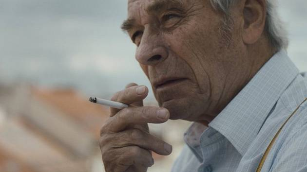 Alois Švehlík ve filmu Na střeše: