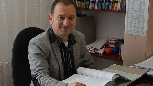 Aleš Proschek povede příspěvkovou organizace Sportovní zařízení města Hustopeče už jen do konce prosince.