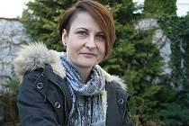 Jana Hamšíková z břeclavského ochotnického souboru Břetislav.