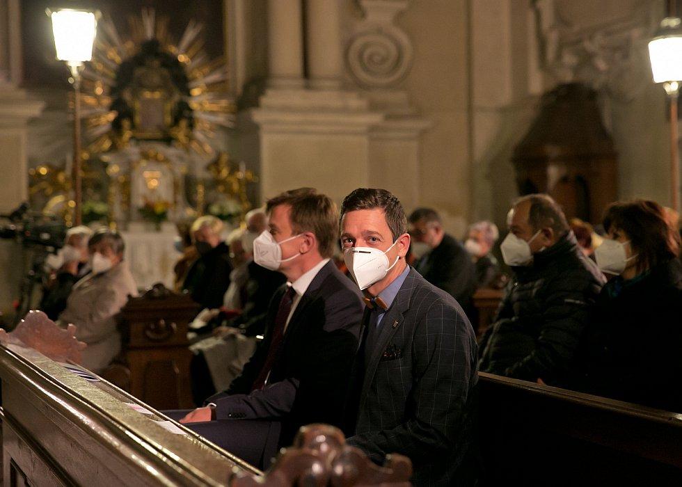 Concentus moraviae zahajuje svoji tradiční sérii koncertů.