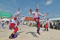 Slovácký krúžek uspořádal 25. července 2021 v Moravské Nové Vsi na Břeclavsku i přes dopady tornáda tradiční Svatojakubské hody.