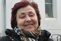 Zastupitelka a bývalá ředitelka břeclavského muzea Evženie Klanicová.