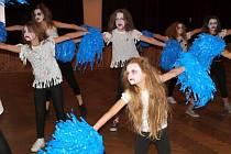 Již patnácté setkání mladých tanečníků pod názvem Krok-Sun-Krok hostil hustopečský kulturní dům.