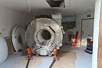 Od 25. ledna má začít sloužit pacientům břeclavské nemocnice ve zkušebním režimu nová magnetická rezonance.