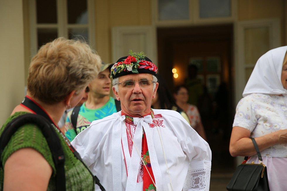 Letní zámeček Belveder přivítal první návštěvníky