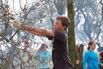 Do projektu s všeříkajícím názvem Záchrana mandloňových sadů se v září zapojila v Hustopečích nejen veřejnost, ale především tamní školy.