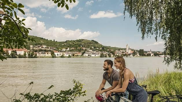 Víno, příroda, tradice i historie, Dolní Rakousko nabízí zážitky na kole i pěšky.