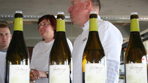 Věstoničtí vinaři otevřou své sklepy.