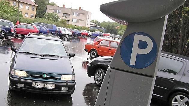 parkoviště u polikliniky