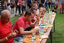 Po roční přestávce oslavili ve Velkých Pavlovicích v Ekocentru Trkmanka Meruňkobraní.