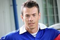 Bývalý ligový fotbalista Vladimír Malár.