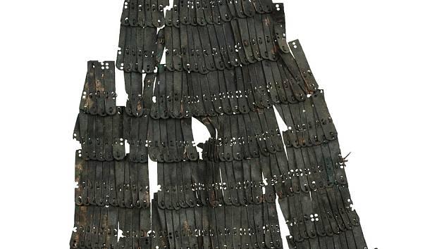 Dnešní záhadný předmět byl součástí výstroje římského legionáře. FOTO: Archiv ústavu
