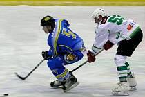 Hokejisté Břeclavi porazili Trutnov 4:1.