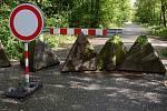 Hraniční přechod mezi Valticemi a rakouským Katzelsdorfem byl v úterý v podvečer pro osobní auta uzavřený.