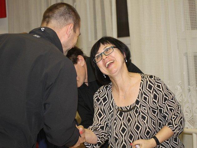 Novou starostkou Hustopečí se stala Hana Potměšilová z vítězného Sdružení nestraníků.