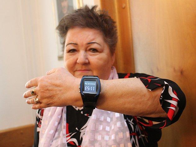 S.O.S. hodinky. Ilustrační foto.
