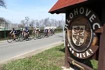 Na Velké ceně Hlohovce startovalo téměř osm set cyklistů ze třinácti zemí.