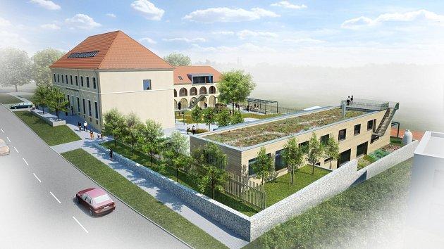 Ve Velkých Pavlovicích chystají opravu sokolovny a do budoucna plánují ipřístavbu Ekocentra Trkmanka. Vnovém pavilonu chtějí navýšit ubytovací kapacitu a také zřídit pracovní dílny.