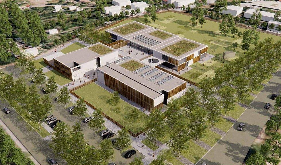 Výstavbu nové mateřské školy pro 250 dětí připravují v Pohořelicích.
