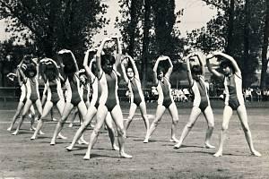 Velke_Bilovice_Spartakiáda - 1980