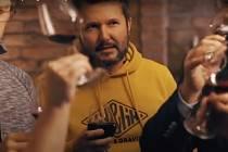Jihomoravští vinaři natáčejí promo videa.